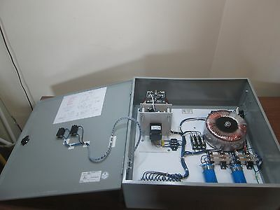 MPS MEDICAL PRODUCTS DC LIGHTING DIMMING DIMMER PANEL NEW