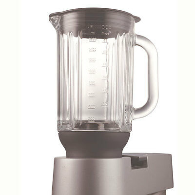 At358 Kenwood Glass Blender For Food Chef/major Mixer  Genuine    In Heidelberg