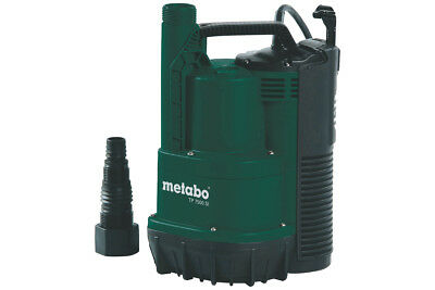 Metabo Submersible Pump Tp 7500 Si Clear Water Submersible Pump Garden Pump