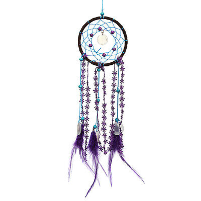 Fashion Dream Catcher With Feather Car Wall Hanging Decoration Ornament Crafts