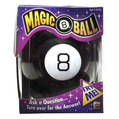Magic 8 Ball New