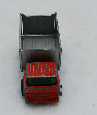 VINTAGE LESNEY MATCHBOX SERIES #26 GMC TIPPER TRUCK MADE IN ENGLAND LOOSE