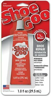 Shoe Goo Shoe Repair Clear 1 fl oz.