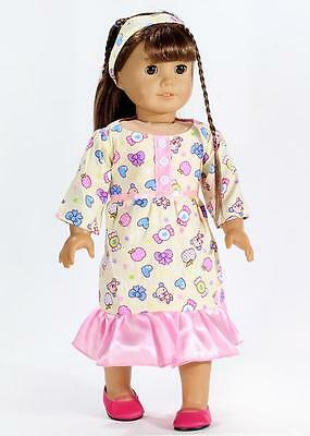 Hotsell Handmade lovely dress clothes for 18 inch American Girl Doll x134