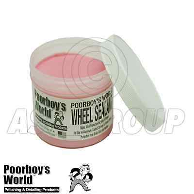 Poorboy's World Wheel Sealant 8oz Protection For Wheels Chrome Painted Aluminium