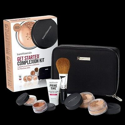 Bare Minerals Get Started Kit - Light - New Edition