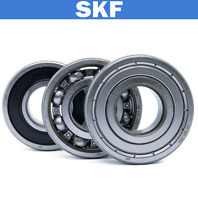 SKF Kugellager 6000 6001 6002 6003 6004 6005 6006 6007 6008 6030 ZZ 2RS offen C3