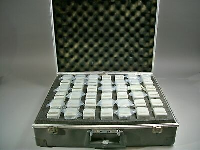 White Instruments 3900 Filter Set Assortment 520 Hz - 780 Hz - Used - Lot of 42