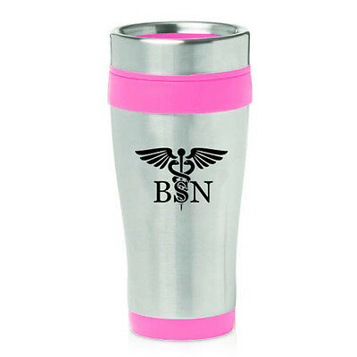 Stainless Steel Insulated 16oz Travel Mug Coffee Cup Keep Calm and Jeep On