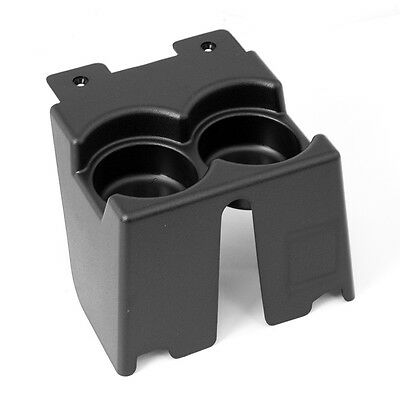 NEW Omix-ADA Black Dual Cup Holder / FOR 1984-96 JEEP XJ CHEROKEE / 12035.50