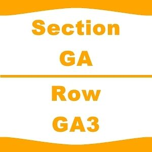 4 TIX Sleater-Kinney 4/19 The Civic Theatre Sect-BALCNY