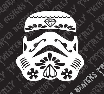 Star Wars Boba Fett 2 car truck vinyl decal sticker empire darth vader jedi yoda