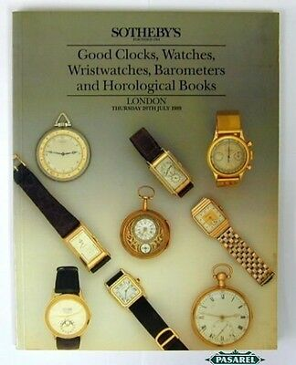 Sothebys Good Clocks Watches Wristwatches Barometers