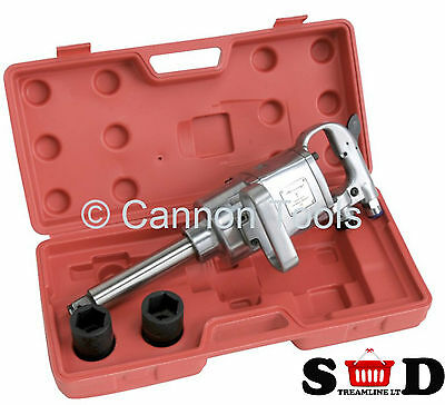"""1"""" Inch Drive Heavy Duty Pneumatic Air Impact Driver Zip Wheel Nut Wrench Ct0878"""