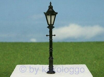 S382 5 Pieces Streetlights Parking lights With LED 6cm Parklaternen Garden lamp