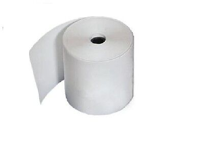 80mm x 80mm Thermal Paper 20 Roll Touch screen till roll (Box 20 Roll Price)