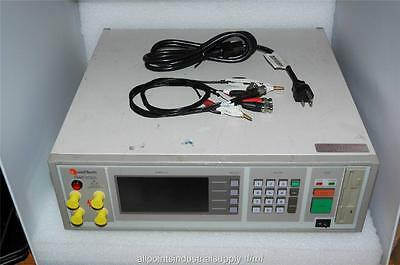 QuadTech Quad 7600 Precision LCR RLC Test Meter Impedance Analyzer - Tech Tested