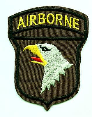Aufnäher Airborne US Army Special Forces Patch Luftwaffe Air Force