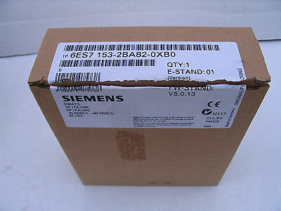 Siemens 6ES7 153-2BA82-0XB0 Communication Interface Adapter