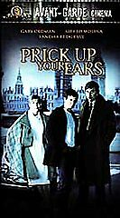 Prick Up Your Ears (VHS,'87,NEW)-Gary Oldman/Alfred Molina
