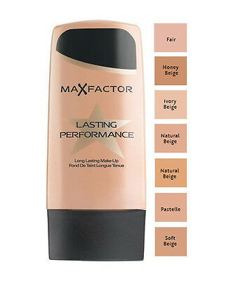 Max Factor Lasting Performance Foundation 35ml