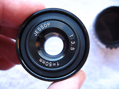 JESSOP  ENLARGER LENS  50mm  f3.5