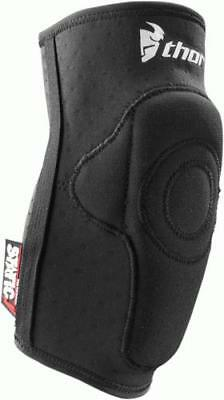 Thor S9 Black Static Elbow Guard S/M Adult Unisex MX Dirtbike Elbow Pad