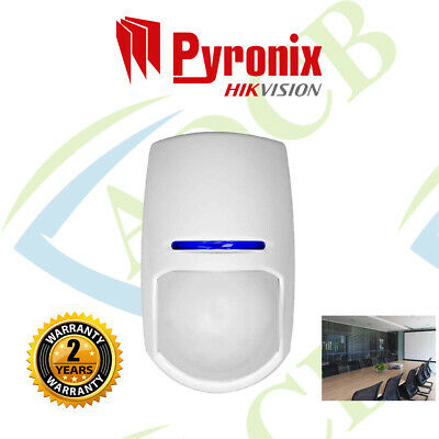 WA16 Pyronix KX15DT 15M PIR Motion MOVEMENT Sensor & Microwave HEAT DETECTOR