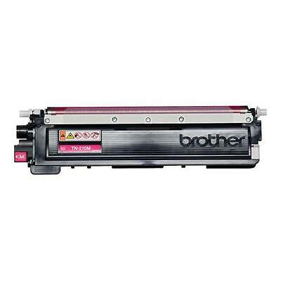 Brother TN210M Magenta Toner Cartridge, Yields 1400 Pages