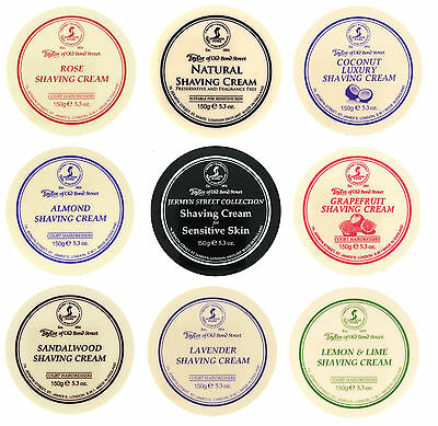 Taylor Of Old Bond Street Traditional Shaving Cream Bowls Men Face Grooming150g