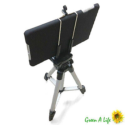 """41"""" Foldable Portable Universal Stand Tripod Holder for Galaxy Note 8 iPad Mini"""
