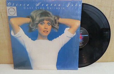 Olivia Newton John, Don't Stop Believin, 1976, MCA Records, Album Vinyl