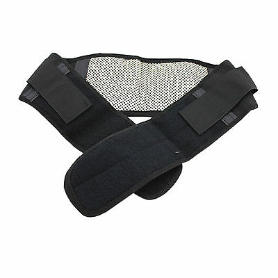 NEW 16 MAGNETIC HEAT WAIST BELT BRACE FOR LOWER BACK PAIN RELIEF THERAPY SUPPORT