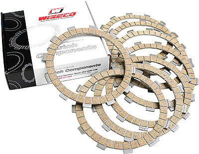 Wiseco - WPPF031 - Friction Clutch Plates WPPF031 7501-781 105162 16-2762