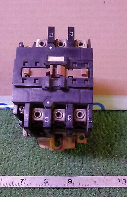 1 Used Telemecanique Lc1-D403H7 Contactor ***Make Offer***