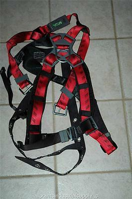 MSA Full Body Safety Harness 10041600 400 lb XL X-Large NOS