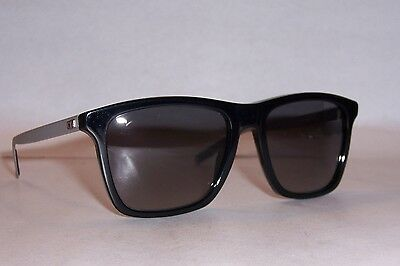 cdeb13922dff New Dior Homme Black Tie 177 s Fb8-Wj Black gray Polarized Sunglasses