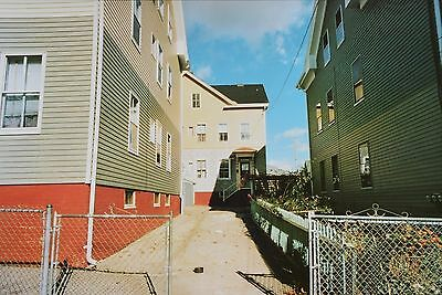 Rare Harry Callahan 1979 Offset Lithograph Photo 27x40 Architecture Rhode Island