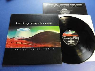 BARCLAY JAMES HARVEST  EYES OF THE UNIVERSE polydor 79 A2B1 Uk 1st Pr EX/EX