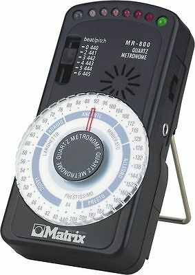 Matrix Mr800 Metronome - New with Free Shipping