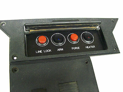 82-92 Camaro Z28 IROC Ash Tray Mounted Switch Panel Nitrous Oxide etc..