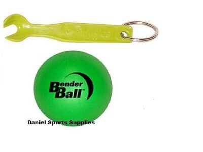 Bender ball ,+ plug  top remover Spanner 2x straws, 2x plugs instructions new