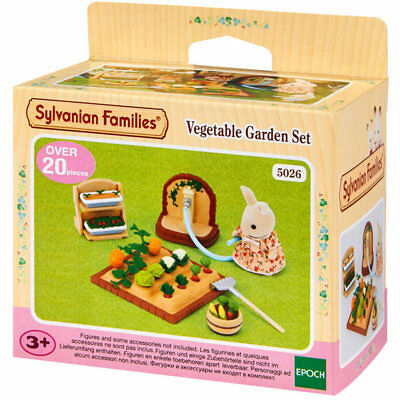 SYLVANIAN Families Vegetable Garden Set 5026