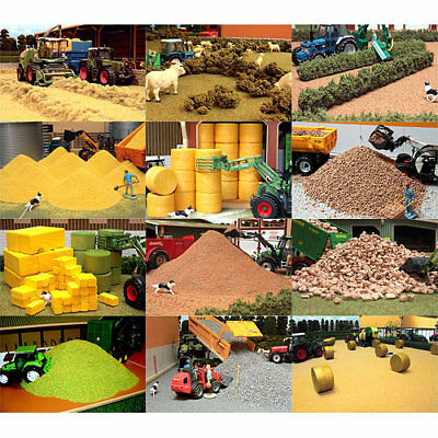 BRUSHWOOD Farm Diorama & Scenic Accessories 1:32