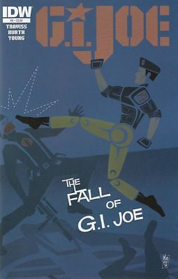 G.i.joe (2014) #5 Reg Cover (Idw Comics)