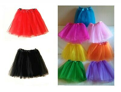 High Quality New Tutu Skirt LADY WOMEN GIRLS KIDS  Fancy Dress Skirts Hen Party