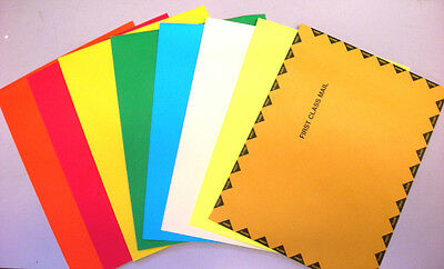 IVORY COLOR gum flap Catalog Envelope, 9 x 12, BOX OF 100