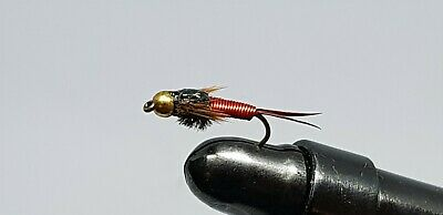 3QTY SURF CANDY OLIVE//WHITE Fly Fishing Flies size 02