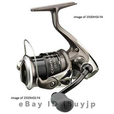 Shimano 12 Complex BB 2500S F4 Saltwater Spinning Reel 029935