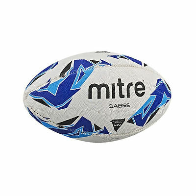 NEW Mitre Sabre Mini Rugby Ball - Cheap Micro Sized Recreational Ball